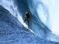 Tackle the wave