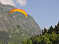 SnowTour paragliding