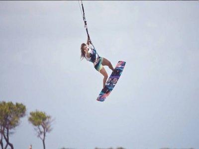 Corsi kitesurf in Sardegna