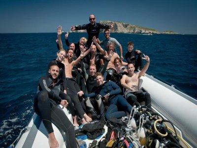 Divingteam Underwater Experience