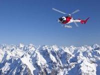Voli in elicottero sulle Alpi
