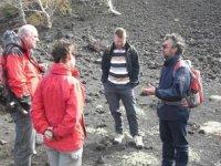 Escursione all`Etna