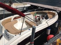 Barche to noleggio senza patent