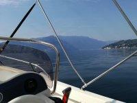 Navigating its lake
