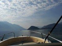 Una splendida giornata in barca