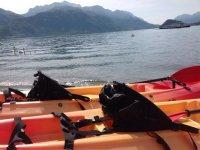 Giornata di kayak