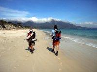trekking al mare