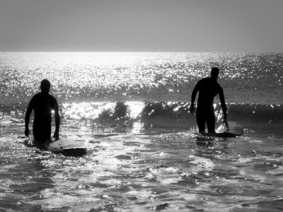 Barefoot Surf School