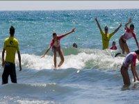 Barefoot Surf