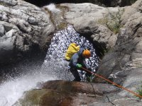 Canyoning Chalamy classico in Valle d'Aosta (4h)