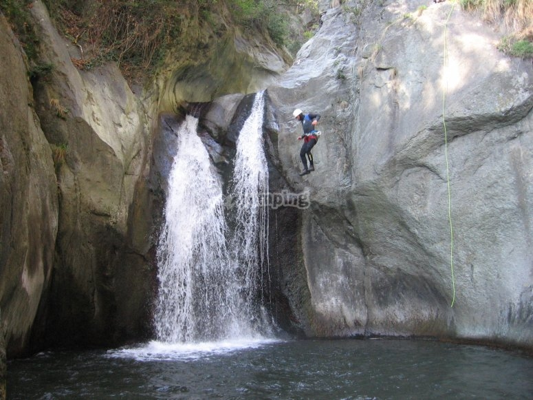 Rio sessi canyoning