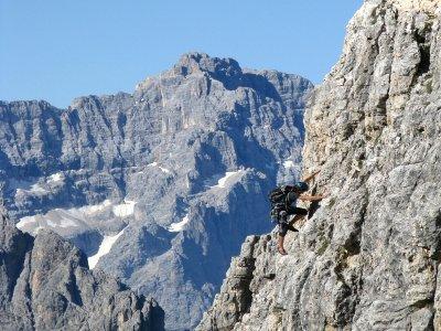 Corso arrampicata x gruppi Valle d'Aosta (Arnad)