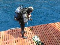 Pronti per l`immersione