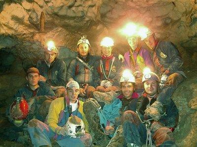Gruppo Speleologico Montagna Pistolese