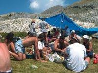 Il campo del 2003