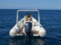 Una splendida giornata per una gita in barca
