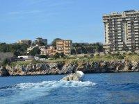 La Sicilia dal largo