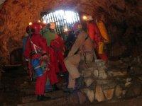 La Quarta uscita del corso alla Grotta di Padriciano (TS)
