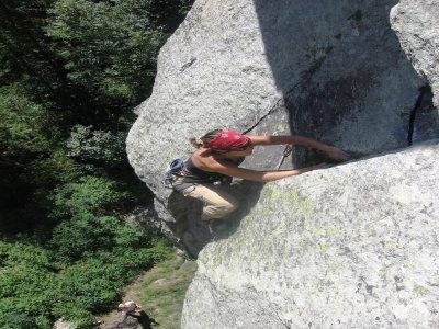 Uscite singole corso arrampicata (Arnad)