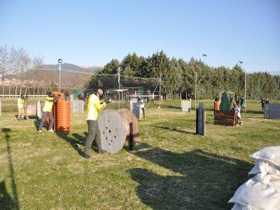 Offerta 1 ora di Paintball in Umbria