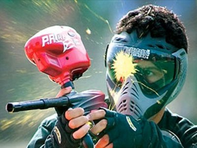 Offerta 2 ore di Paintball in Umbria