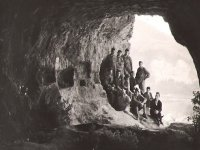 1956 Grotta del Re Tiberio