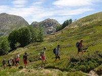 trekking con le guide