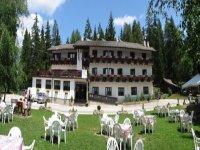 Hotel Rifugio Sores adiacente al parco avventura