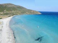 The splendido mare della Sardegna