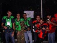 Squadra Verde V S Squadra Rossa