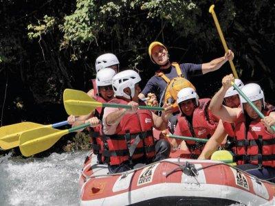 Stura River Village Rafting