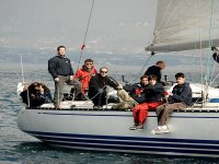 sailing courses offshore
