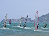 Windsurf e vento
