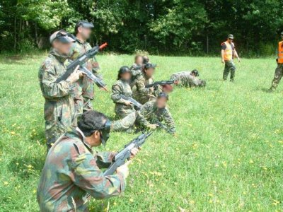 Recon Events Laser Tag