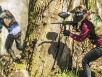 Paintball in Toscana