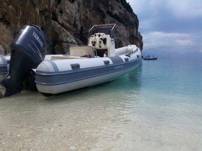 Azzurra Cala Gonone Gommoni Noleggio Barche