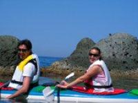 Discover Sardinia in Kayak