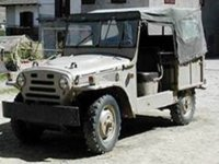 Assistenza jeep in campo