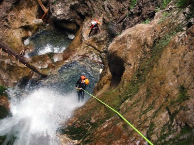 Centro X Rafting Val di Sole Canyoning