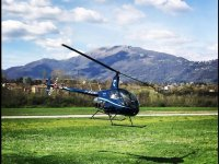 Introduction Course to the 1g Bergamo Helicopter
