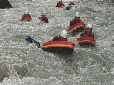 Centro X Rafting Val di Sole Hydrospeed
