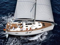 Bavaria 45 Cruiser navigazione