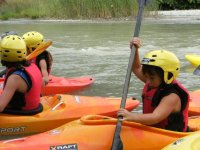 Impara Ad Andare In Canoa