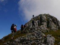 Scalando la Montagna