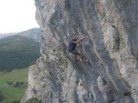 Scalando in Montagna