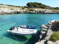 the coasts of salento