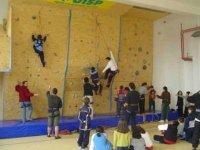 Muro di arrampicata a Vibo