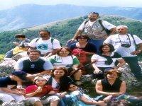 On the Alburni Mountains