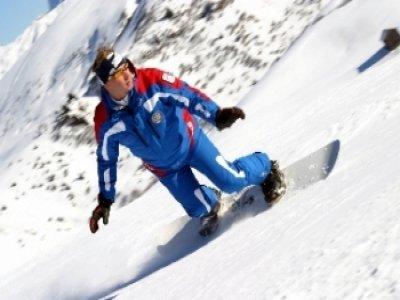 Scuola Sci Arabba Snowboard