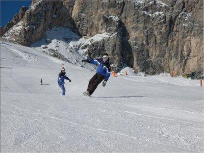 Scuola Italiana Sci e Snowboard di Campitello Snowboard